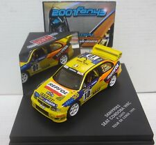 SEAT CORDOBA WRC #10 Liatti RALLY TOUR DE CORSE 1999 1/43 SKID