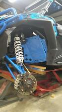 voodoo blue Polaris rzr 1000xp floor guards protector turbo 1000s 900s xpt frame