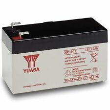YUASA TRIO TL930219 12V 1.2AH EMERGENCY COMPATIBLE LIGHT REPLACEMENT BATTERY