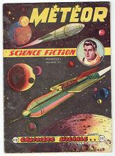 Météor n°8 – Artima – Janvier 1954
