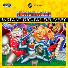 Capcom Arcade Stadium: Ghosts 'n Goblins (Ghouls) Region Free PC Steam Key