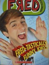 Fred Figglehorn: Fred-tastically Funny Jokes by Fred Figglehorn