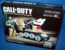 MEGA BLOKS 06813 CALL OF DUTY Drone Attack micro Figure Vehicle  modern warfare