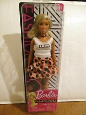 Barbie Fashionistas ref.111 / Mattel / Neuf sous blister