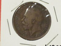 *** 1916  Penny  (Great Britain) KM# 810  Excellent example!