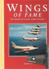 WINGS OF FAME 10 HB F-86 SABRE USAF RCAF RAF RAAF ANG NATO_VIETNAM FAC USAF_P-39