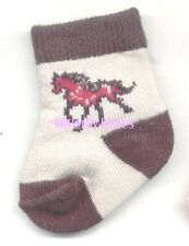 Horse Socks 18 in Doll Clothes Fits American Girl  #R
