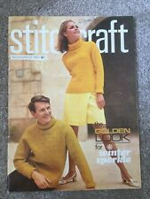 Vintage Stitchcraft Magazine. November 1967