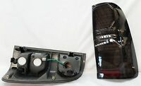 TOYOTA HILUX VIGO 2012 - 2014 MK7 SR5 SMOKE TAIL LAMPS LIGHTS LED