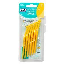 TePe Angle Yellow 0.7mm Interdental Brush - Pack of 6 Brushes