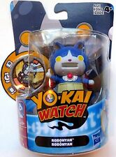 New Hasbro YO-KAI WATCH Medal Moments Figures & Medals ~ ROBONYAN  FREE SHIPPING