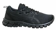 Asics Gel-Quantum 90 Negro Encaje Zapatillas para mujer correr bajo 1022A115 001