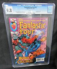 Fantastic Four #434 (1998) V3 #5 (1998) The Crucible CGC 9.8 V566