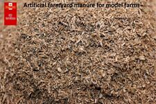 Farmyard Manure For Model Farm - Artificial Dung - 1:32 - First Class Post