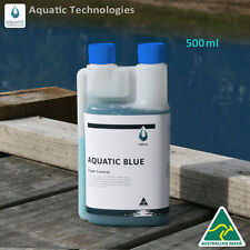 Aquatic Blue Pond Dye 500ml - Aquatic Weed & Algae Growth Suppressant