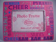Cheerleading Picture Standing Photo Frame Cheer Christmas Stocking Filler