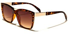 New Square Retro Vintage Women's Designer Sunglasses