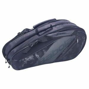 Babolat Team Line Expandable Bag Black Tennis Racquet Bag