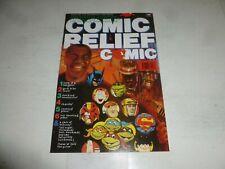 COMIC RELIEF Comic - No 1 - Date 1991 - UK Mag