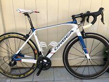 54cm Orbea Orca - carbon fiber road bike
