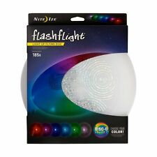 Nite Ize Flashflight Led Disc Golf Disc-O-Select Driver Frisbee Golf (2-Pack)