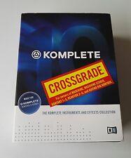 RARE Native Instruments Komplete 10 Crossgrade coffret musique montage professionnel