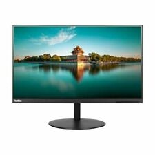 Lenovo ThinkVision P24h-10 23.8 inch Wide QHD IPS LED Monitor - 61AEGAR3US