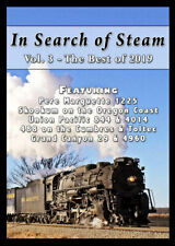 In Search of Steam Volume 3 Best of 2019 DVD or BLURAY 1225 Skookum 4960 4014