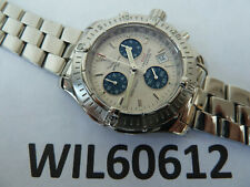 BREITLING COLT CHRONO A73380 SILVER DIAL. ABSOLUTELY MINT, LOOKS UNWORN