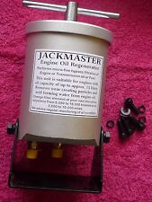 Bypass oil filter - Jackmaster Ultra 1 - for super clean oil - fully hybrid