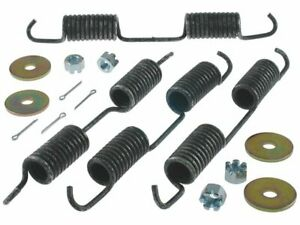 For 1989-1992 Hino SG231 Drum Brake Hardware Kit Rear AC Delco 84416WY 1990 1991