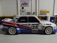 RC Karo Skoda 120 130 LR Rally  1/10 body to fit Tamiya LRP HPI Yokomo MST Drift