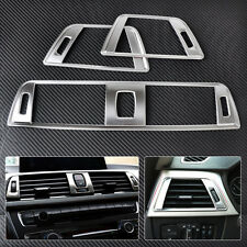 New Chrome Interior Air Outlet Vent Molding Trim Cover for BMW 3 4er F30 F31 F32