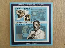 Sellos de Guinea Bissau. 2001. Pablo Picasso.