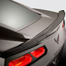2014-2018 C7 Corvette Genuine GM C7 Z06 Rear Spoiler Kit Carbon Flash 23303055