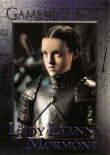 LADY LYANNA MORMONT (Bella Ramsey) Game of Thrones Season 8 (2020) BASE Card #47