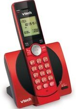 Vtech Cordless Phone Dect 6.0 CS6919-16 Red
