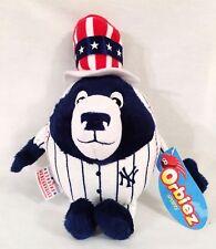 2011 ORBIEZ NEW YORK YANKEES Plush Doll Brand new, MLB Genuine 10 inches NWT NY!