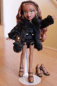 Bratz Flashback Fever Sasha - Brand New, Displayed Only. Gorgeous Doll!