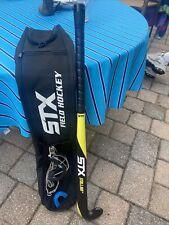 "New listing STX Stallion 50 Field Hockey Stick 34"" Yellow And Black"