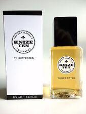 new KNIZE TEN  Toilet Water -  Eau de Toilette Splash  125 ml  4.23 fl.oz  NIB !