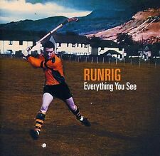 Runrig - Everything You See [New CD] UK - Import