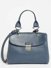 Marc Jacobs 1984 Mini Nautical Blue Top Handle Satchel Bag $995
