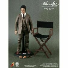 "USA seller HOT TOYS 1/6 12"" MIS 11 M Icon Bruce Lee Suite Version ACTION FIGURE"