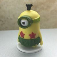 "!!! MINIONS MOVIE exclusive AU NATUREL Surprise MINION 1.75"" Action! Mini Figure"