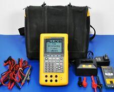 Fluke 744 Hart Documenting Multifunction Process Calibrator Nist Calibrated