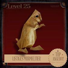 » Listiges Murmeltier | Sneaky Marmot | WoW Legion 7.2.5 Haustier Pet | L25 «