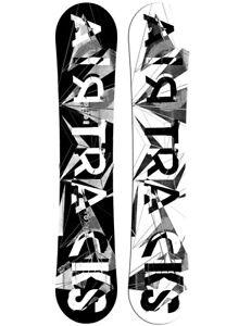 AIRTRACKS Snowboard Bwf Cambre Wide Freestyle de Montage 155 159 161 165 171 CM