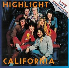 HIGHLIGHT : CALIFORNIA / CD (EMI BOVEMA BV 1997) - TOP-ZUSTAND