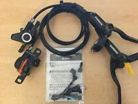 Shimano BR-BL-M355 MTB Hydraulic Disc Brakes Set Pre-Bled Front and Rear